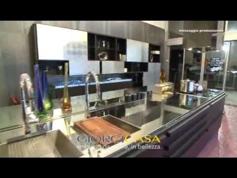 GIORGI CASA - CUCINE HI-TECH - YouTube