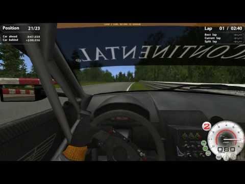 Race 07 Nordschleife (dry) 1 Lap Practice In Aston Martin DBR9 |