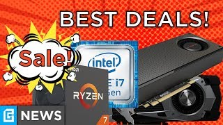 Incredible GPU & CPU Deals For Amazon Prime Day!