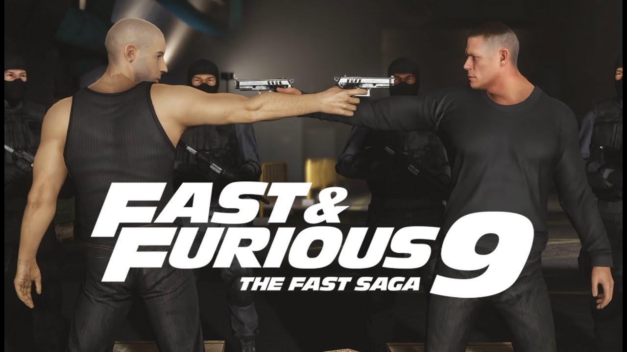 GTA 5 - Furious 9 NEW FINAL Trailer! #FastSaga #Форсаж9