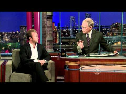 Scott Caan on David Letterman