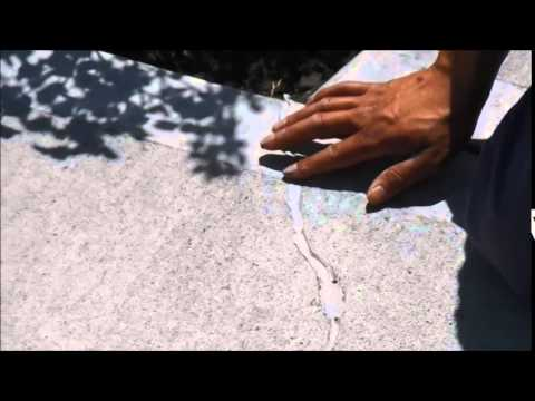 How To Repair A Crack In Concrete - Www.SealGreen.com 800-997-3873