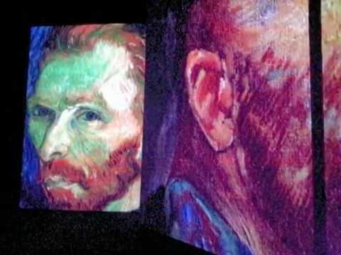 Винсент Ван Гог - картины из жизни