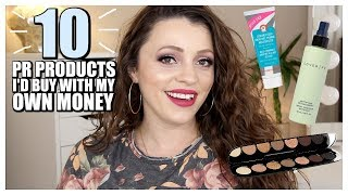 10 P.R. Products I Would Buy With My OWN MONEY!