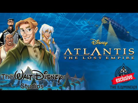 Disney Is Developing A Live-Action Atlantis: The Lost Emprie Film: EXCLUSIVE
