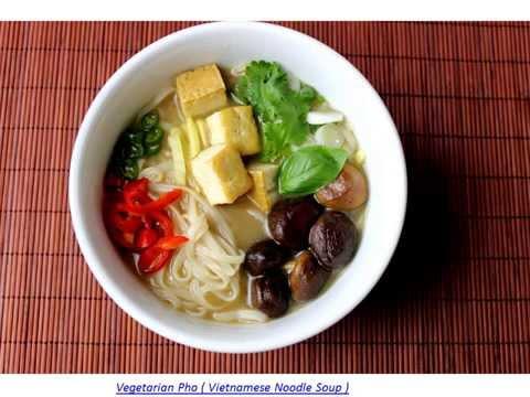 Vegetarian Pho (Vietnamese Noodle Soup) - YouTube