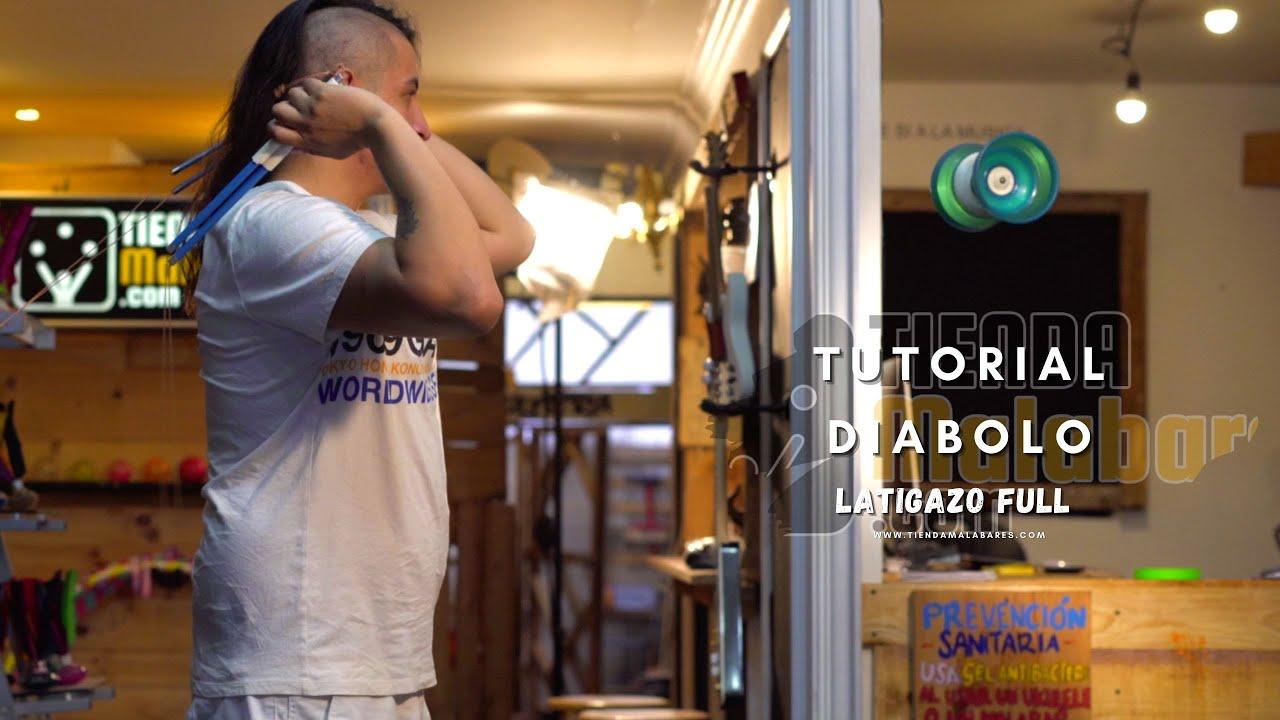 APRENDE A JUGAR DIABOLO - LATIGAZO FULL