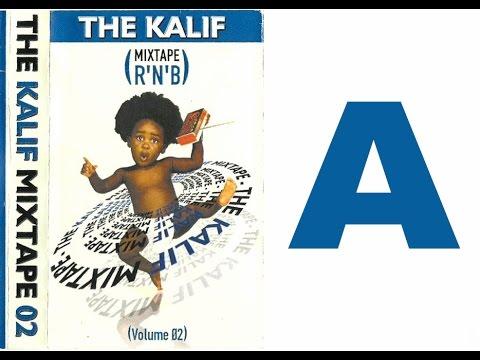 DJ KALIF VOLUME 2 FACE A (2000)