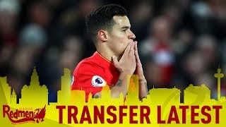 Barcelona prepare £138m bid for coutinho? | #lfc daily news