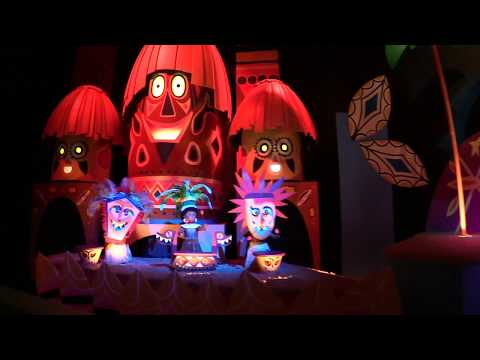 Hong Kong Disneyland It's a Small World POV 1080p Full Complete ride through