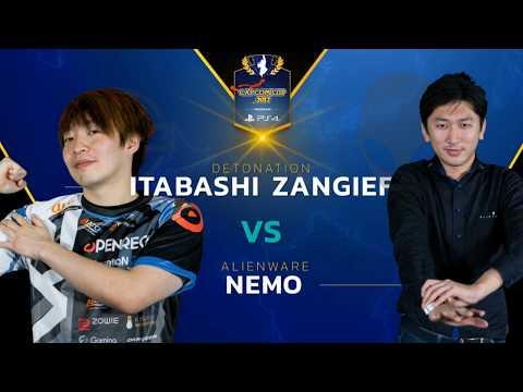 SFV: DNG   Itabashi Zangief vs AW   Nemo- Capcom Cup 2017 Top 8 - CPT2017
