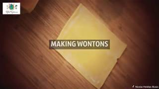 wonton and wonton soup