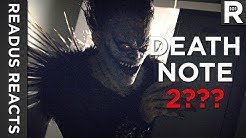 """Why Netflix Is Making """"Death Note 2"""" 