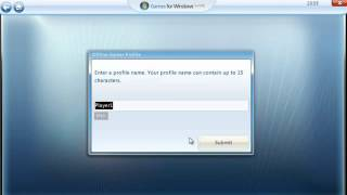 How To Create Account In  Games For Windows Live  Tutorial