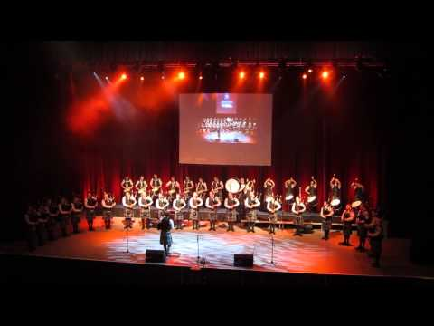 Scottish Power's 2013 Song of the Chanter Medley