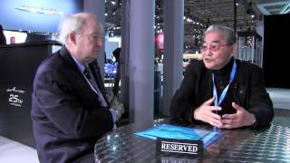 Morrie's automotive group is at the 2014 new york international auto show and we want to give you some special coverage on 25th anniversary of mazda ...