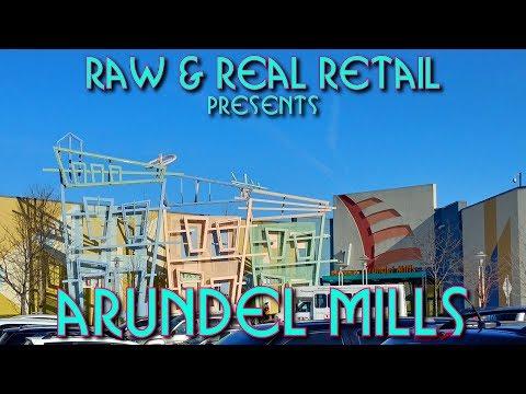 Arundel Mills - Raw & Real Retail