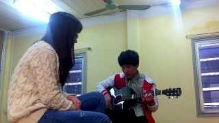 Vì em đã biết mình yêu - Guitar cover by Trang Na