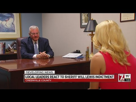 Greenville County Councilmembers react to Sheriff Indictment, 7pm