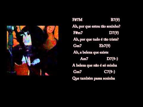 Garota de Ipanema cifra chords