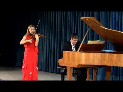 Tzigane - Maurice Ravel