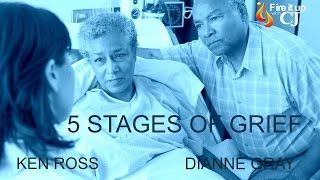 5 Stages of Grief ( Elisabeth Kubler-Ross Foundation)