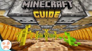 AUTOMATIC PUMPKIN FARM! | Tнe Minecraft Guide - Tutorial Lets Play (Ep. 55)