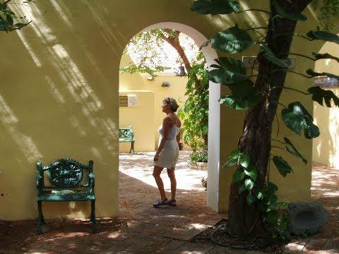 CanKata 's brief stop in Curaçao