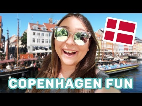 Not What We Expected 😳 | Copenhagen with Sandra