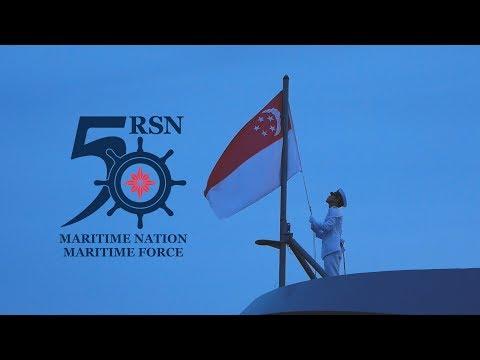 RSN50@Vivo 2017 - Republic of Singapore Navy