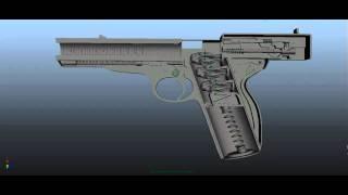 Giger Birthmachine - Final Schuss!!