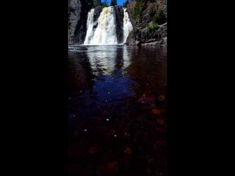Tettegouche State Park Waterfalls