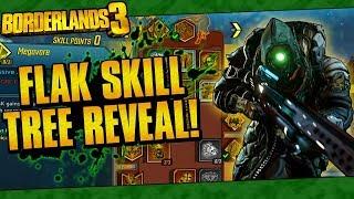 Borderlands 3 | FL4K The Beastmaster Full In-Game Skill Tree Reveal!