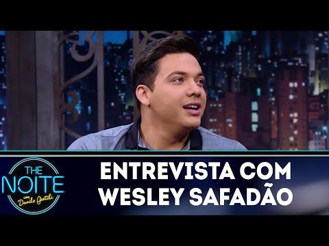 Entrevista com Wesley Safadão | The Noite (18/04/18)