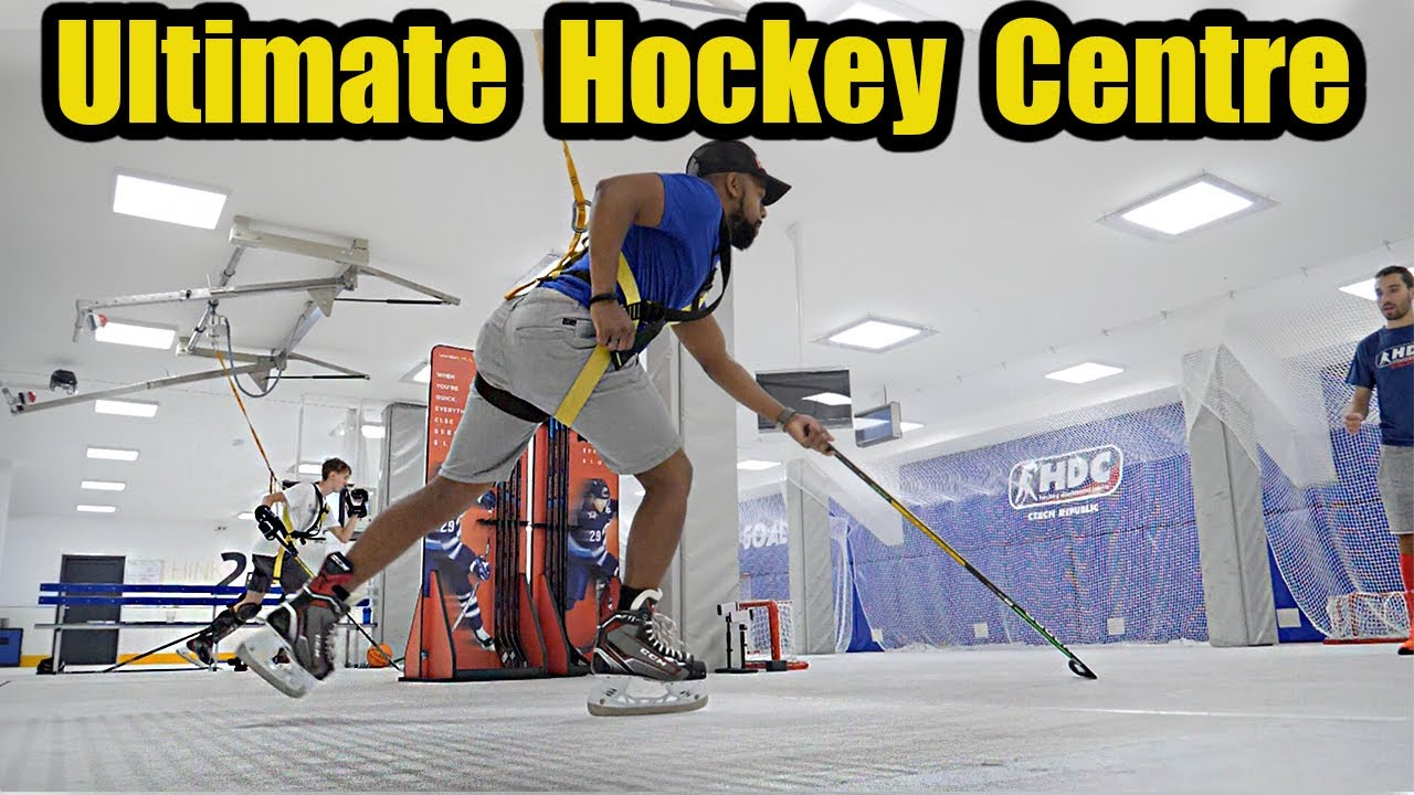 The Ultimate Hockey Development Centre. Youth, Beer league and Pro Players ALL welcome!