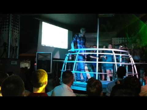 Vertigo Club - Karaoke vece - pobednik Gojko -glas