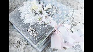 Обзор Свадебного альбома из коллекции Shabby Wedding