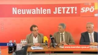 Doch keine Koalition in Kärnten möglich - Peter Kaiser