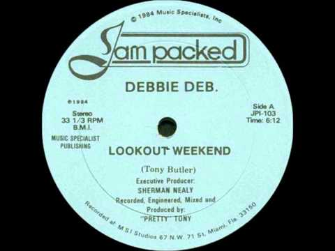 Debbie Deb - Lookout Weekend (1984)