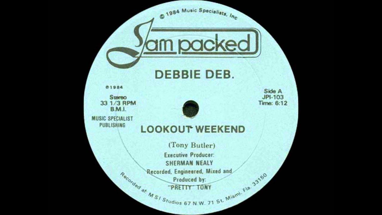 Debbie Deb - Lookout Weekend (1984)