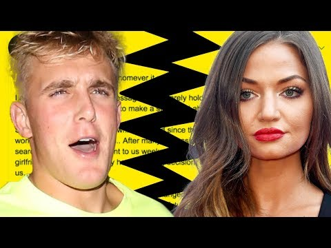 Jake Paul And Erika Costell BREAK UP!