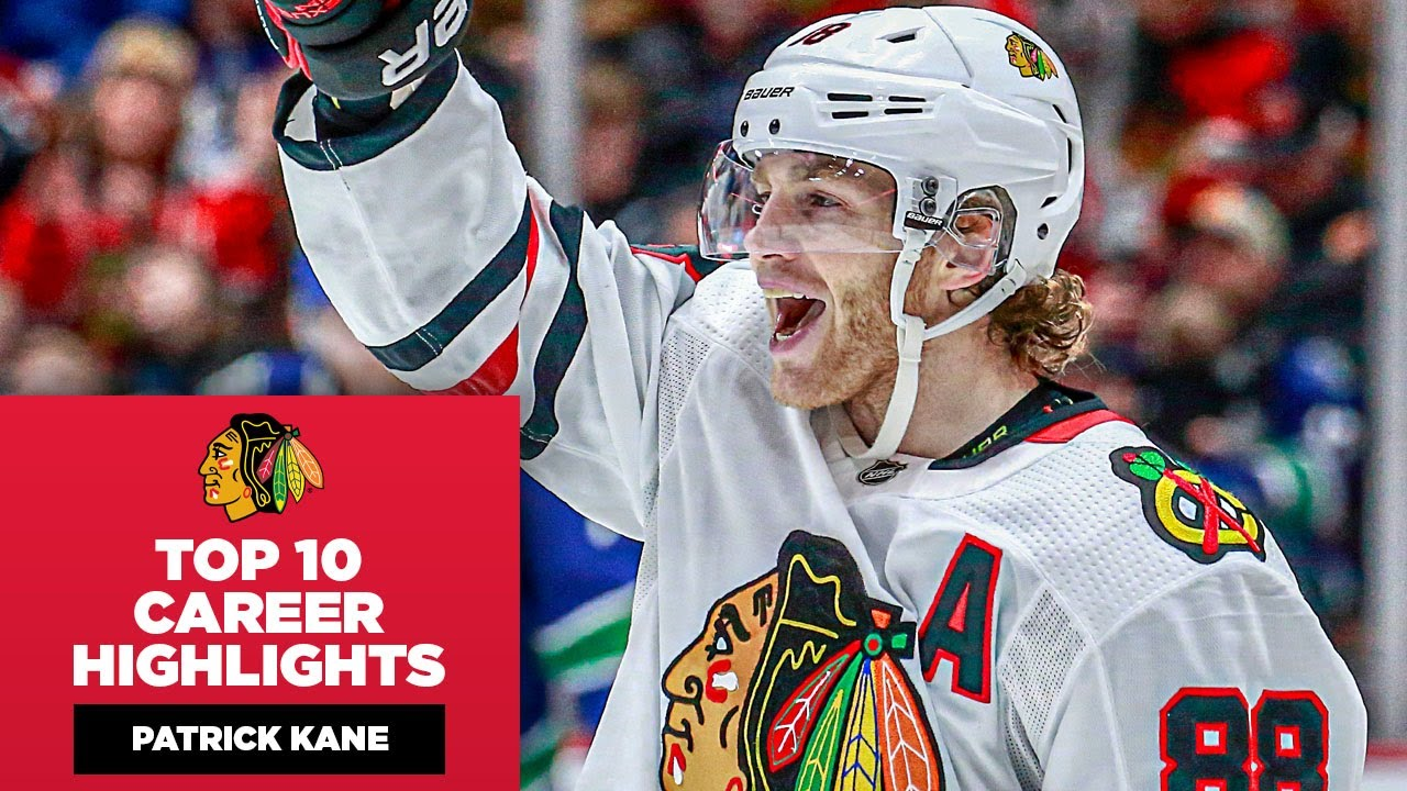 Patrick Kane's Top 10 Career Highlights