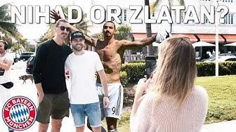 """I Am Not Zlatan""   Big Zlatan Ibrahimovic Prank w/ Nihad Djedovic"