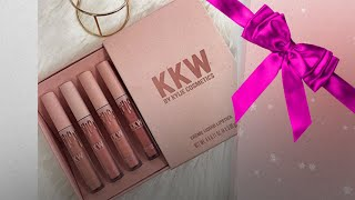 Best Of Kkw Beauty Makeup Gift Ideas / Countdown To Christmas 2018 | Christmas Gift Guide