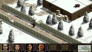 Jagged Alliance 2: Unfinished Business (PC) Longplay - Part 2.3 (Guard Post)