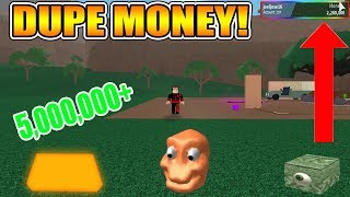 HOW TO DUPLICATE MONEY! (FULL TUTORIAL!) [NOT PATCHED!] LUMBER TYCOON 2 ROBLOX NO OVERWRITE