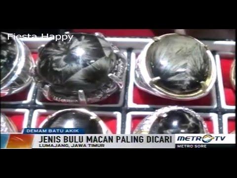 Demam Batu Akik Di Indonesia