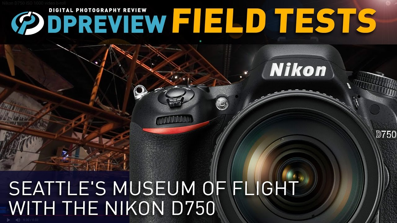 Nikon D750 | Camera of the Year | FX-Format Wi-Fi Camera