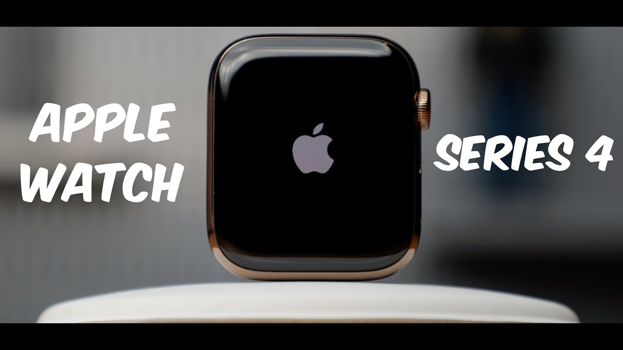 Apple Watch Series 4 - Unbox