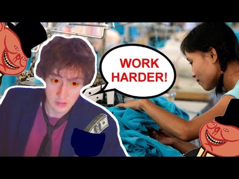 Capitalism Needs Sweatshops, Humanity Does Not
